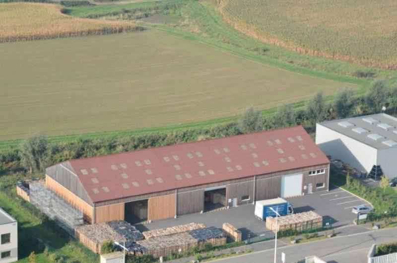 Vente entrepôt Valenciennes