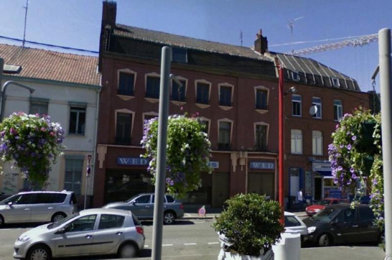 Vente bâtiment bureaux