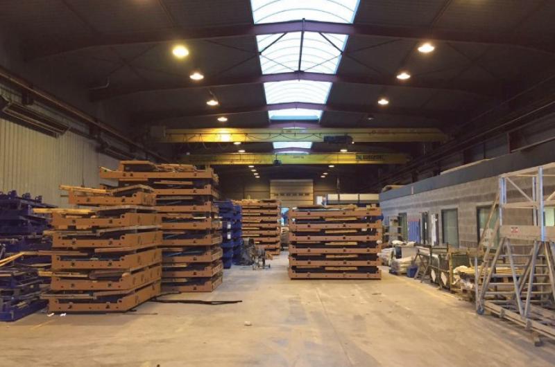 Location entrepôt Lille Valenciennes vente
