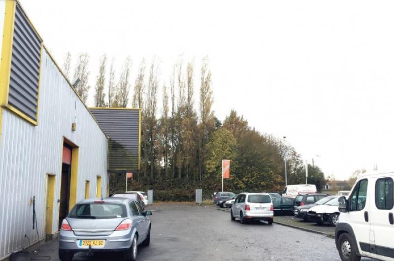Location entrepôt Lille Marcq en Baroeul