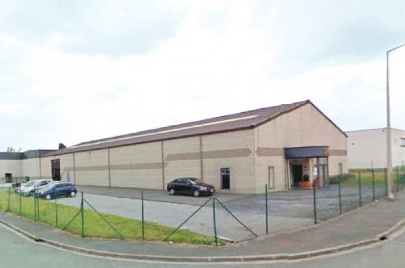 Vente entrepôt Lille Tourcoing