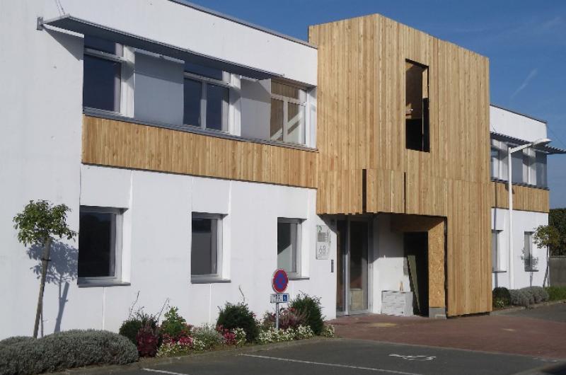 Bureaux location vente Parc du Haut Touquet Lille