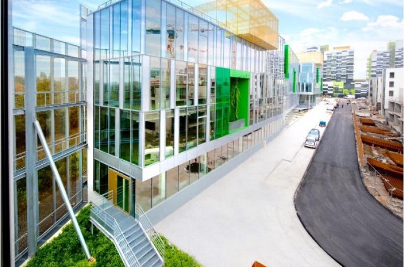 Location bureaux Irisium Euralille