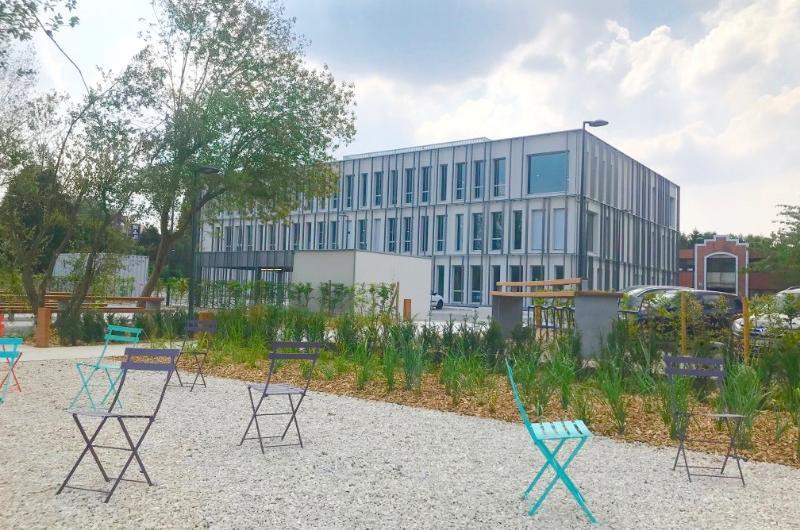 Location bureaux Lille Flex Office Villeneuve d'Ascq Les Prés
