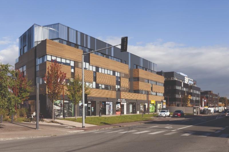 Location bureaux Lille à Marquette Lez Lille Parc de l'Innovation