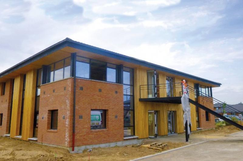 Location bureaux Villeneuve d'Ascq Lille Haute Borne