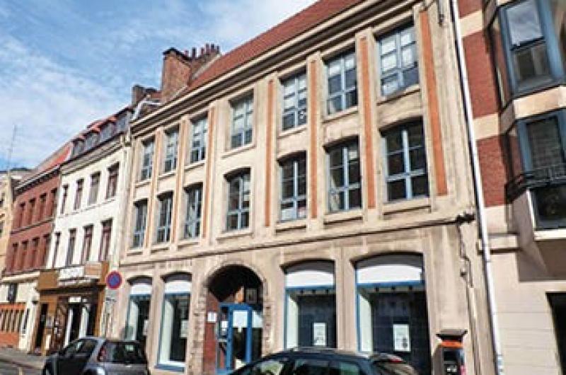 Location bureaux Lille Gare