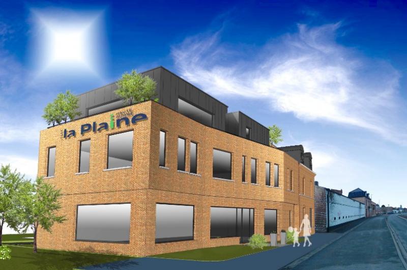 Location Bureaux neufs Lille Villeneuve d'Ascq au Parc de la Plaine