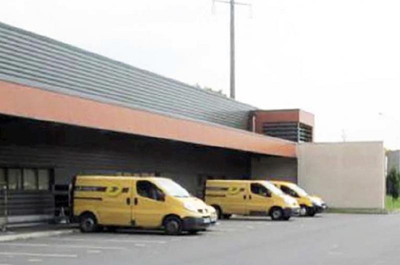 Entrepôt à louer à Valenciennes