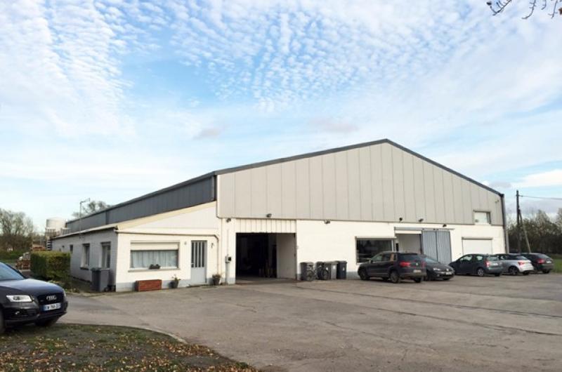 Entrepôt Lille : FJ Motors s'installe à Lille Wambrechies