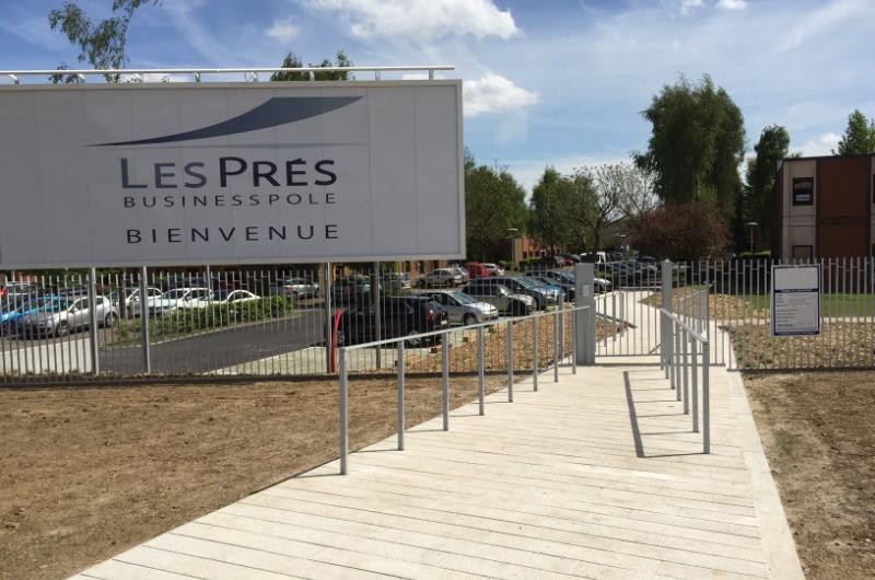 Bureaux Villeneuve d'Ascq : Novastream s'installe sur les Prés Businesspole