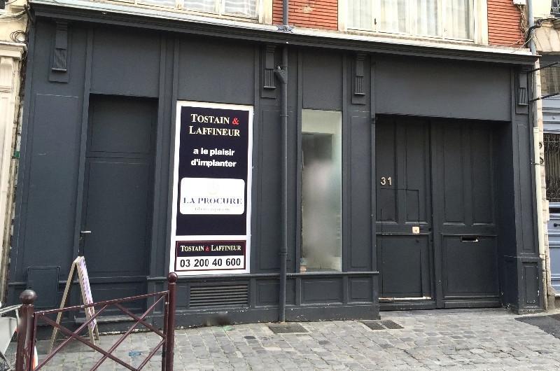 Commerce Lille : Les librairies La Procure prennent à bail une surface dans le Vieux Lille