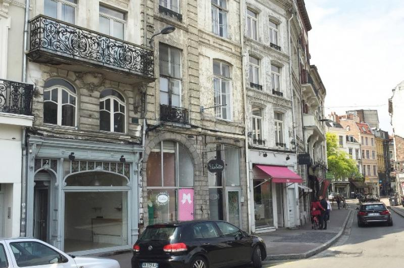 Location magasin Vieux Lille