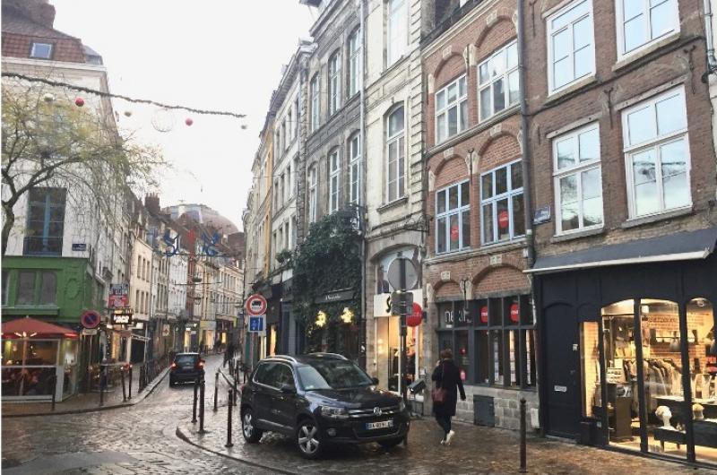 Cession boutique Vieux Lille