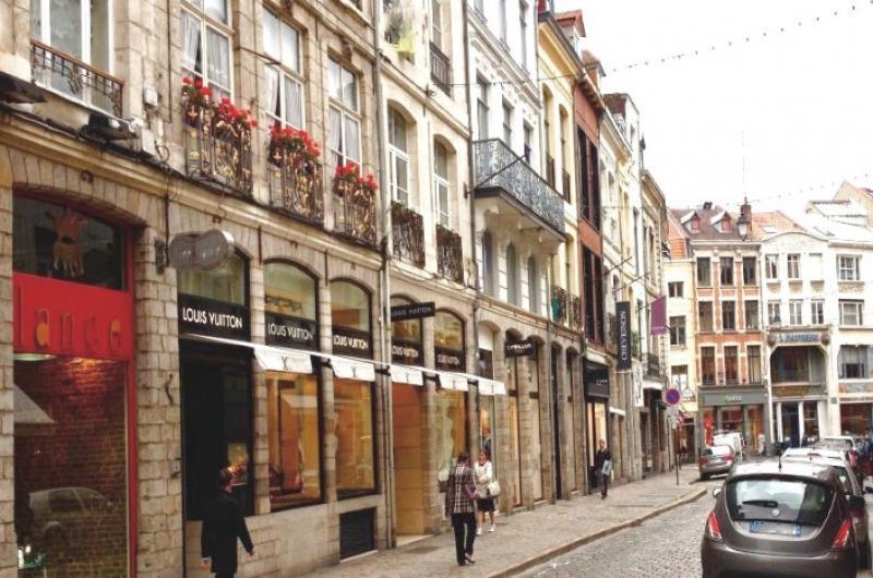 Location commerce Vieux-Lille