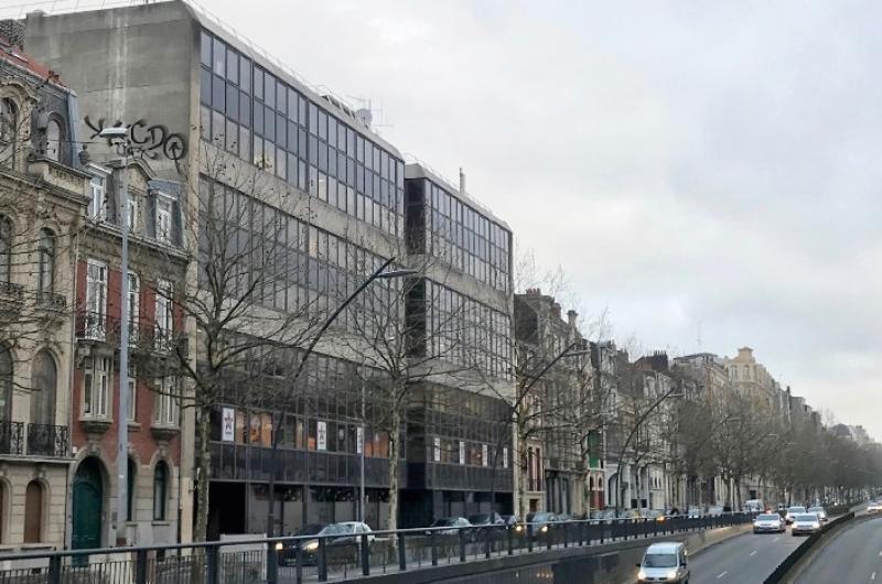 Location bureaux Le 105 République