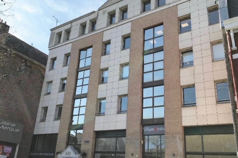 Bureaux à louer Grands Boulevards Lille
