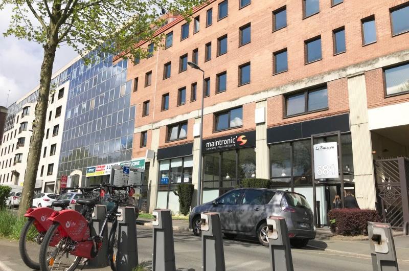 Location Bureaux en façade des Grands Boulevards