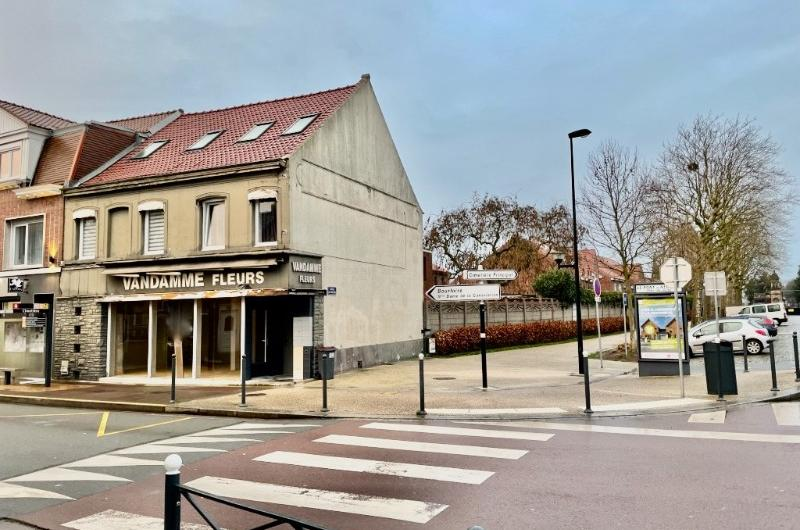 Location commerce Lille (Tourcoing)