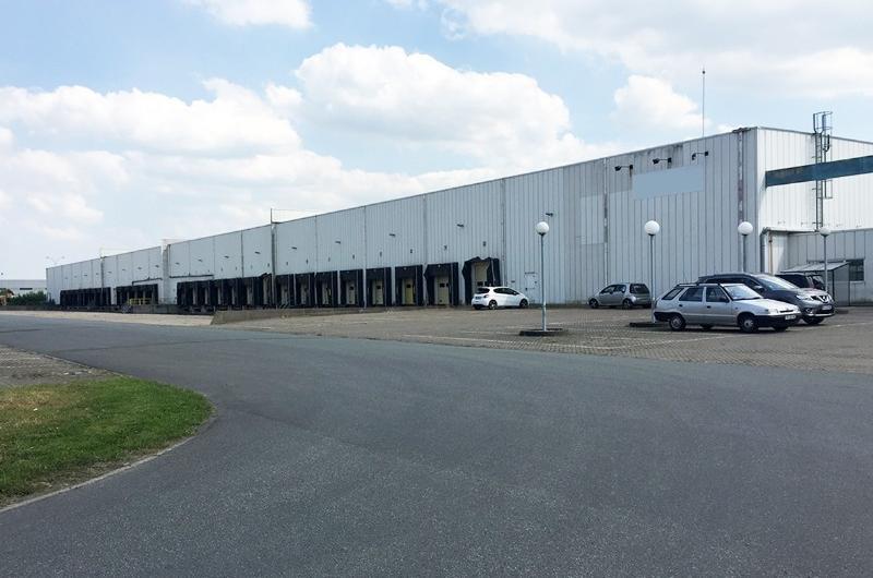 Location entrepôt Lens (Harnes)