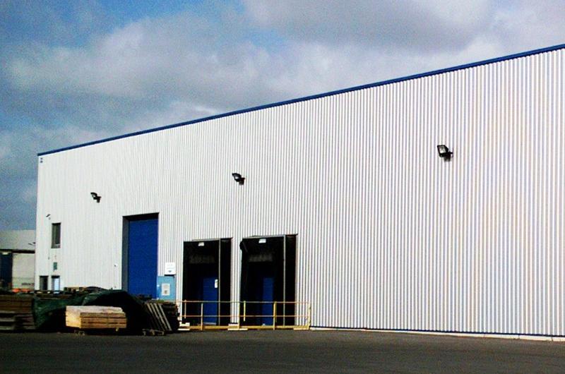 Location entrepôt Lens