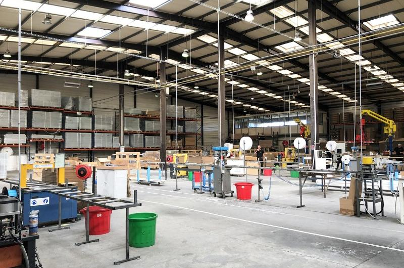 Location vente entrepôt Lille (Avelin)
