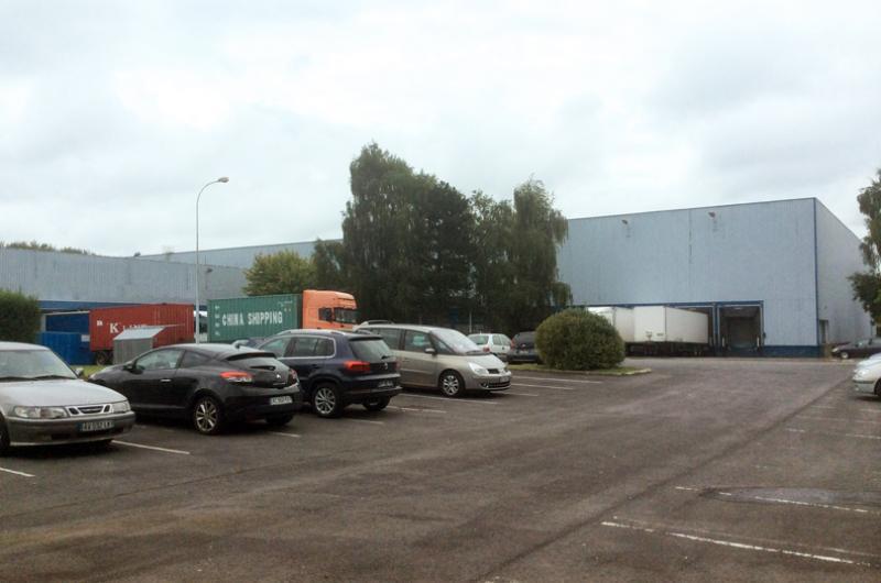 A louer entrepôt logistique Lille (Fretin)