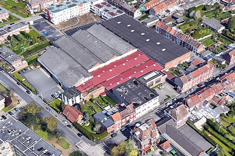Entrepôt à louer Lille (Lys-les-Lannoy)