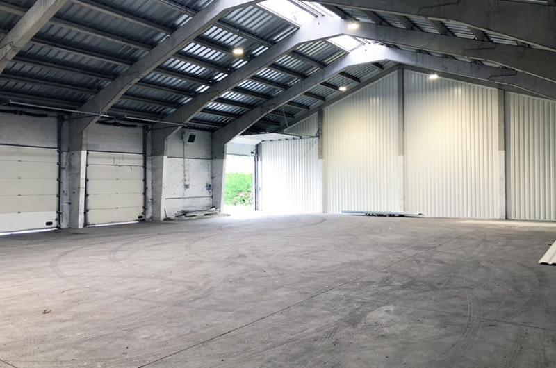 Location entrepôt Lille (Neuville-en-Ferrain)