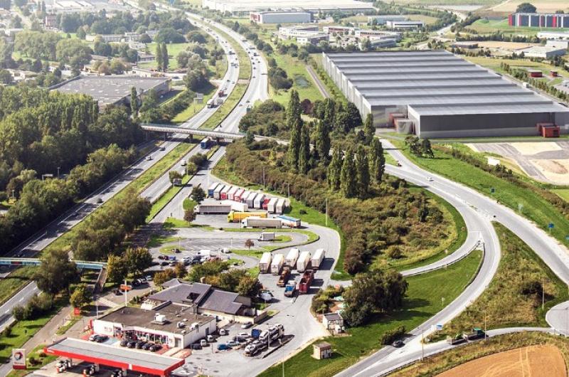 Location entrepôt Lille Valenciennes (Prouvy)