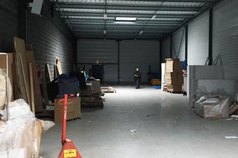Location entrepôt Saint Omer vente