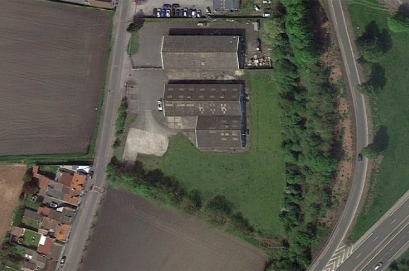 A louer entrepôt Valenciennes
