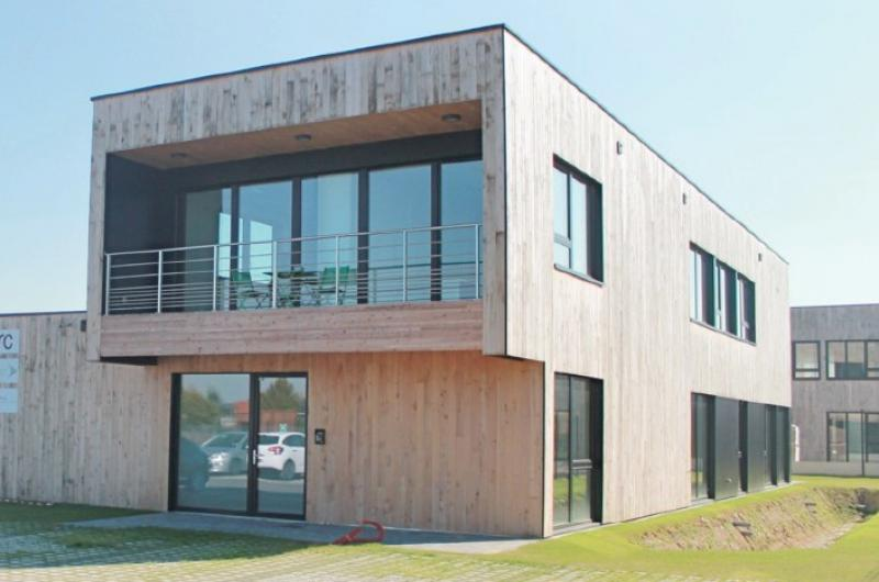 Location immeuble neuf Wood Park