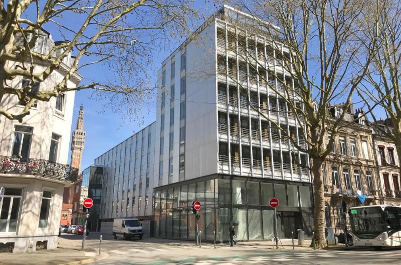 Bureaux d'exception - Location Lille