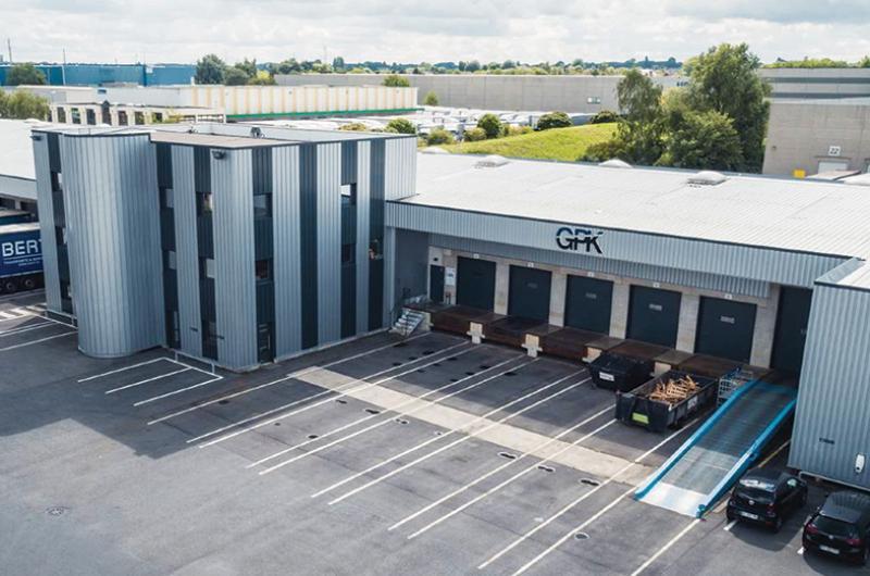 A louer entrepôt Lille (Roncq)