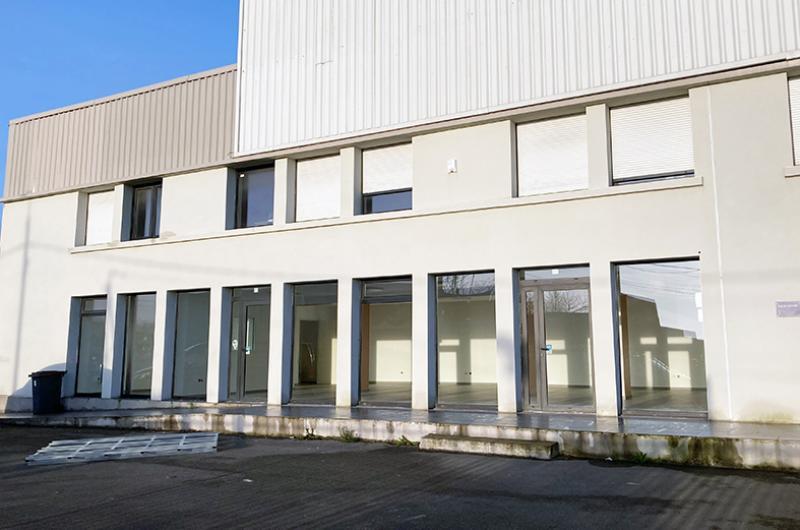 Location Commerce Façade A1 Lille (Vendeville)