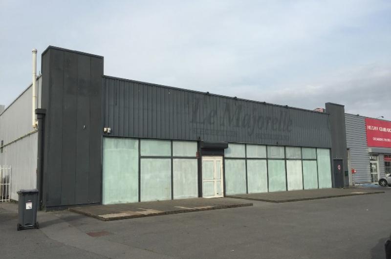 Location / vente bâtiment commercial Lille