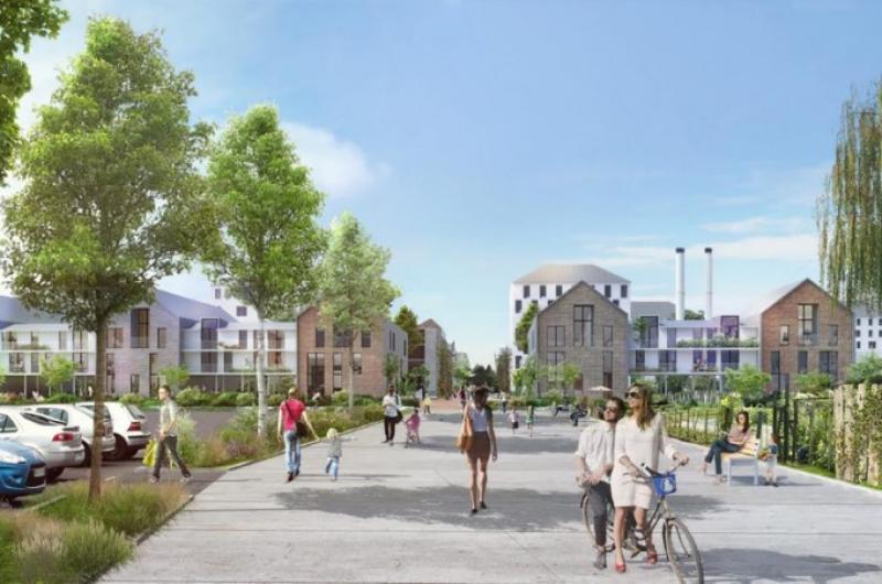 Bureaux Lille, le renouveau d'un quartier sur un site unique