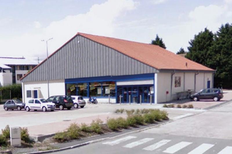 Vente bâtiment commercial Lens