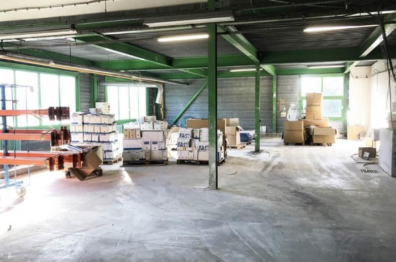 Vente entrepôt Lille Lens