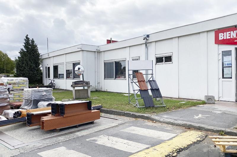 A vendre entrepôt Lille (Neuville-en-Ferrain)