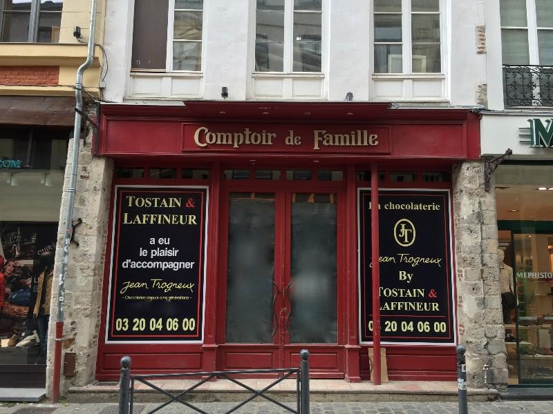 Commerce lille le chocolatier jean trogneux ouvre rue esquermoise - Magasin meuble lille rue esquermoise ...