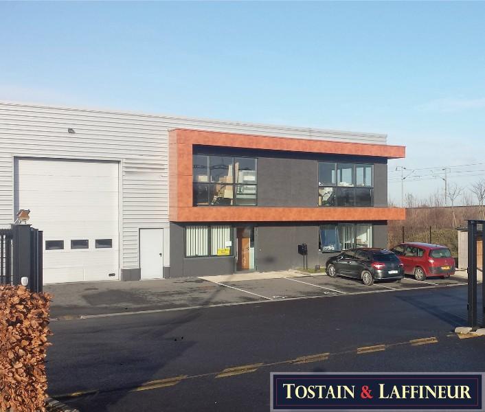 Location entrep t lille vente lesquin biens immobiliers for Site vente immobilier