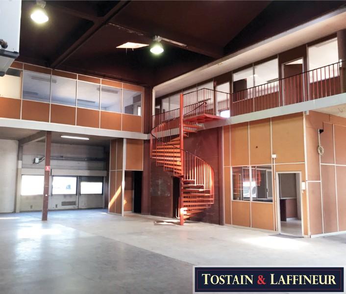 Location entrep t lille villeneuve d 39 ascq biens immobiliers - Location atelier lille ...